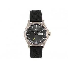 John Deere Herren Armbanduhr schwarz