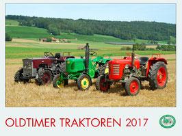 Oltimer Traktoren Kalender 2017