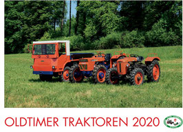 Oldtimer Traktoren Kalender 2020