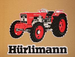 Aufnäher Hürlimann T-6200