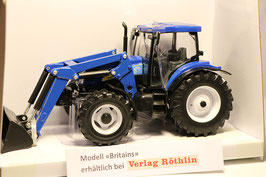 New Holland T6020 Frontlader
