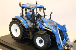 New Holland T5.120 mit Frontlader