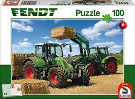 Puzzle Fendt Vario 724/716 100 Teile