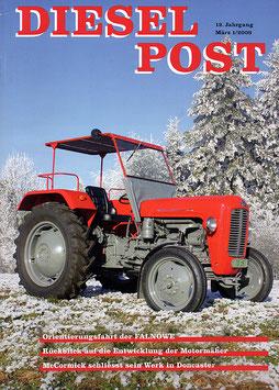 Zeitschrift Diesel-Post Nr. 1/2008