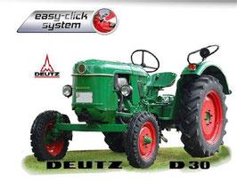 Deutz D30 Modellbausatz