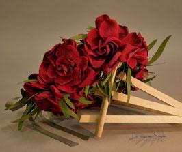 """Couronne de gardenia """"Loona"""""""
