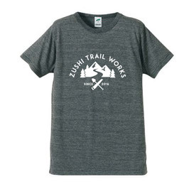 SALE :ZUSHI TRAIL WORKS Tシャツ