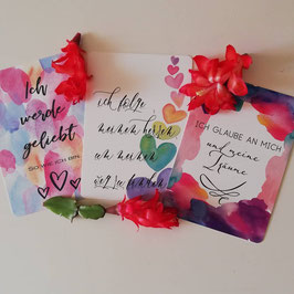 Affirmationskarten SET