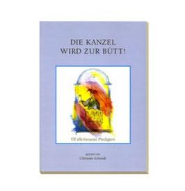 Christian Schmidt, Die Kanzel wird zur Bütt! 5