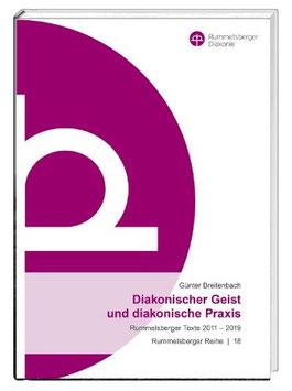 Günter Breitenbach, Diakonischer Geist und diakonische Praxis