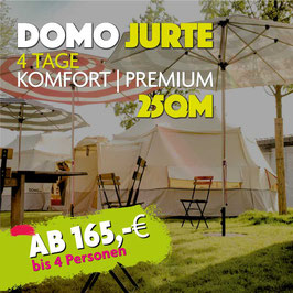 DOMO KOMFORT/PREMIUM 25QM