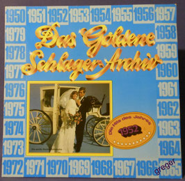 LP Die Hits des Jahres 1952   Nr.3