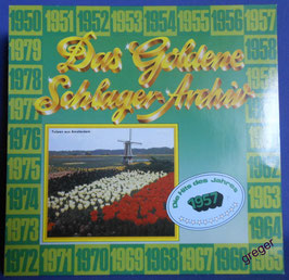 LP Die Hits des Jahres 1957   Nr.8