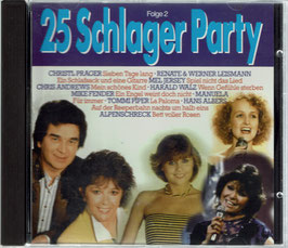 25 Schlager Party   Nr.4