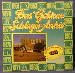 LP Die Hits des Jahres 1955   Nr.6