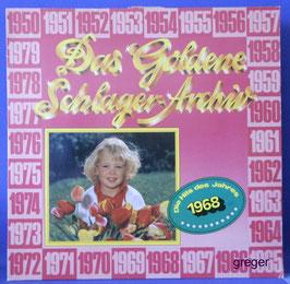LP Die Hits des Jahres 1968  Nr.19