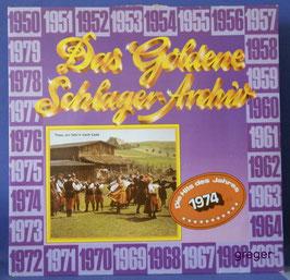 LP Die Hits des Jahres 1974  Nr.25