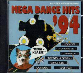 Mega Dance Hits 94  -  Nr.26