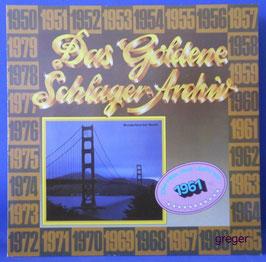 LP Die Hits des Jahres 1961  Nr.12