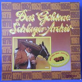 LP Die Hits des Jahres 1962  Nr.13