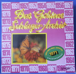 LP Die Hits des Jahres 1971  Nr.22
