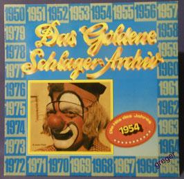 LP Die Hits des Jahres 1954   Nr.5