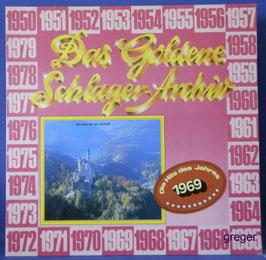 LP Die Hits des Jahres 1969  Nr.20