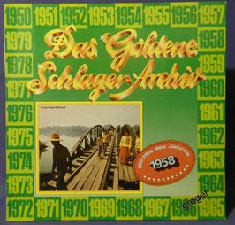 LP Die Hits des Jahres 1958   Nr.9