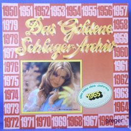 LP Die Hits des Jahres 1965  Nr.16