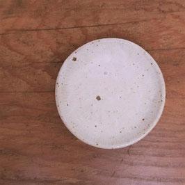 商品名 きりかぶ 豆皿 白