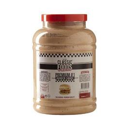 Sauce Burger Premium #1 - 3 litres