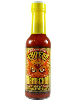 High River Sauces - Carolina Reaper Foo Foo Mama Choo