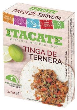 Tinga de Ternera - Itacate - 300g