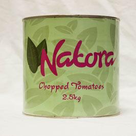 Tomates concassées - 2.5Kg