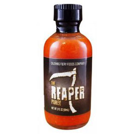 Puree Carolina Reaper - Cajohns