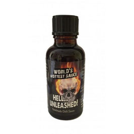 Hell Unleashed! La Sauce la plus forte du Monde