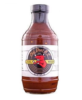 Chef Dan's Mild Barbecue Sauce