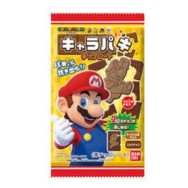 Bandai Super Mario chocolat maïs soufflé