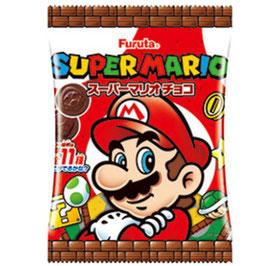 Furuta Super Mario Pièces au Chocolat