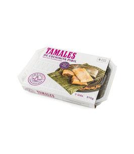Tamales de Cochinita Pibil - La Reina - 315g