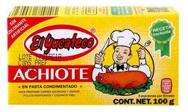 Achiote - El Yucateco 100g