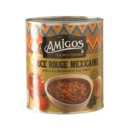 Sauce Rouge Mexicaine Salsa Roja- 2.8Kg