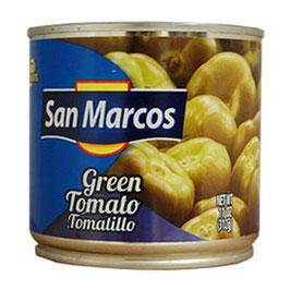 San Marcos - Tomatillos-Tomatilles Vertes - 312g