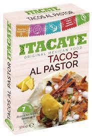Tacos Al Pastor - Itacate - 300g