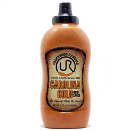Sauce Barbecue Carolina Gold - Underwood Ranches