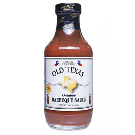 Old Texas Original Barbecue Sauce