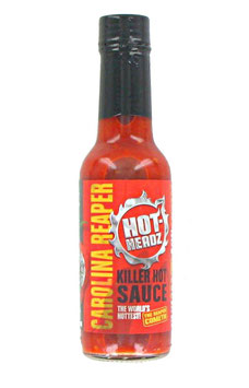 Carolina Reaper Killer - Hot Headz