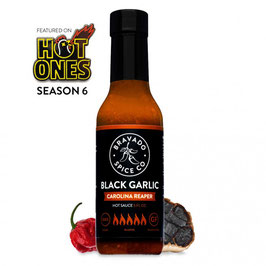 Bravado Spice - Carolina Reaper & Ail Noir