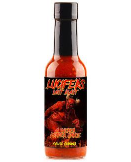 Hellfire - Lucifer's Last Blast Carolina Reaper