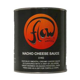 Sauce Fromage Nachos au Jalapeño - Flow - 3Kg